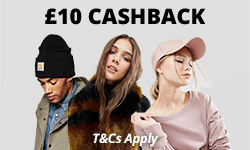 £10 Cashback At ASOS
