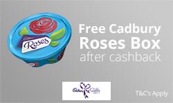 Free Cadburys