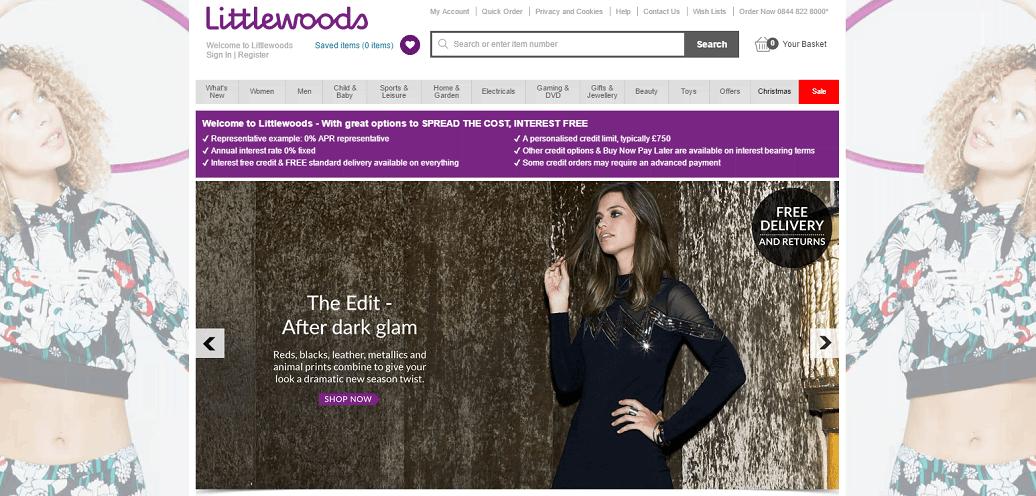 Littlewoods Sale Online August 2018 Store Deals