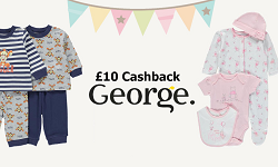 £10 Cashback At George