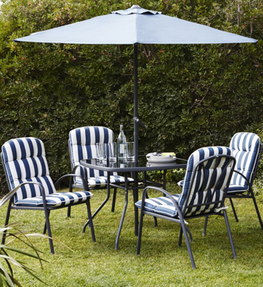 Unleash the B&Q in you and win fantastic outdoor furniture
