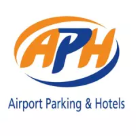 APH Airport Parking & Hotels Square Logo