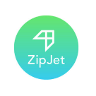 Zipjet Dry Cleaning Square Logo
