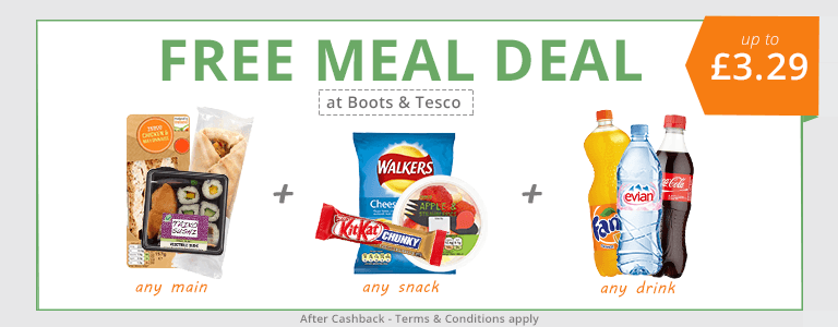 Free Meal Deal