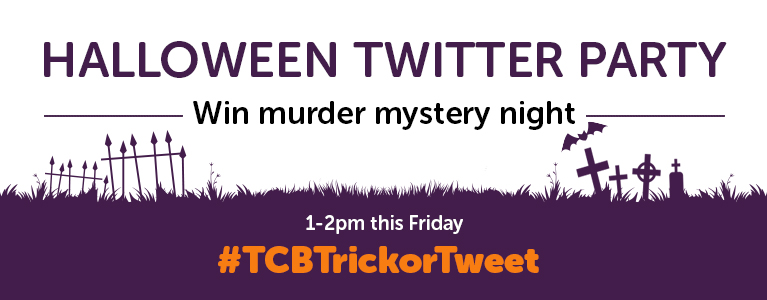 Halloween Twitter Party